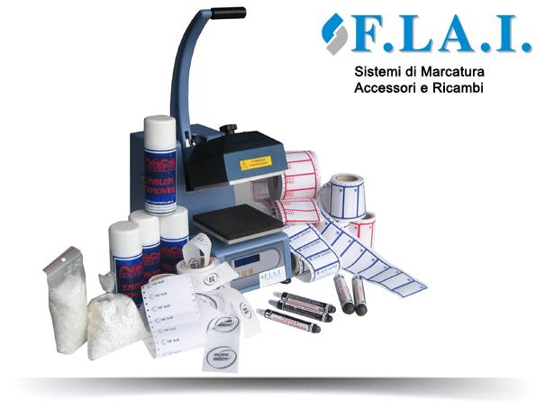 Le Marcature Dei Prodotti : Sistemi di marcatura f la i forniture tecniche